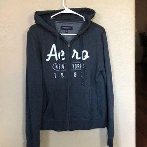 Aero zip up jacket